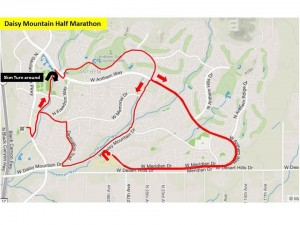 Daisy Mt Half Marathon
