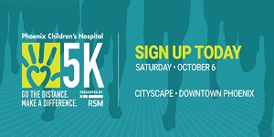 PHOENIX CHILDREN'S HOSPITAL 5km – 4 Peaks Racing